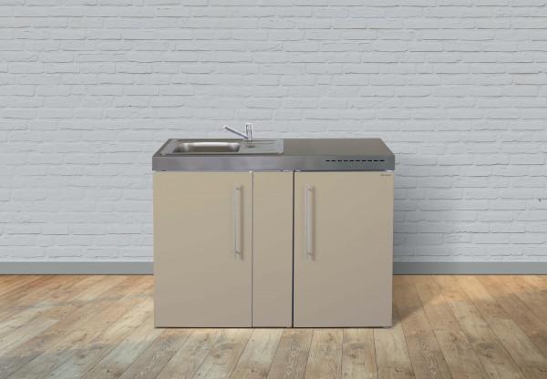 Miniküche 120 Cm Breit Mit Kühlschrank : Miniküche premiumline mp 120 re tee 50 20 miniküchen 120 cm sand