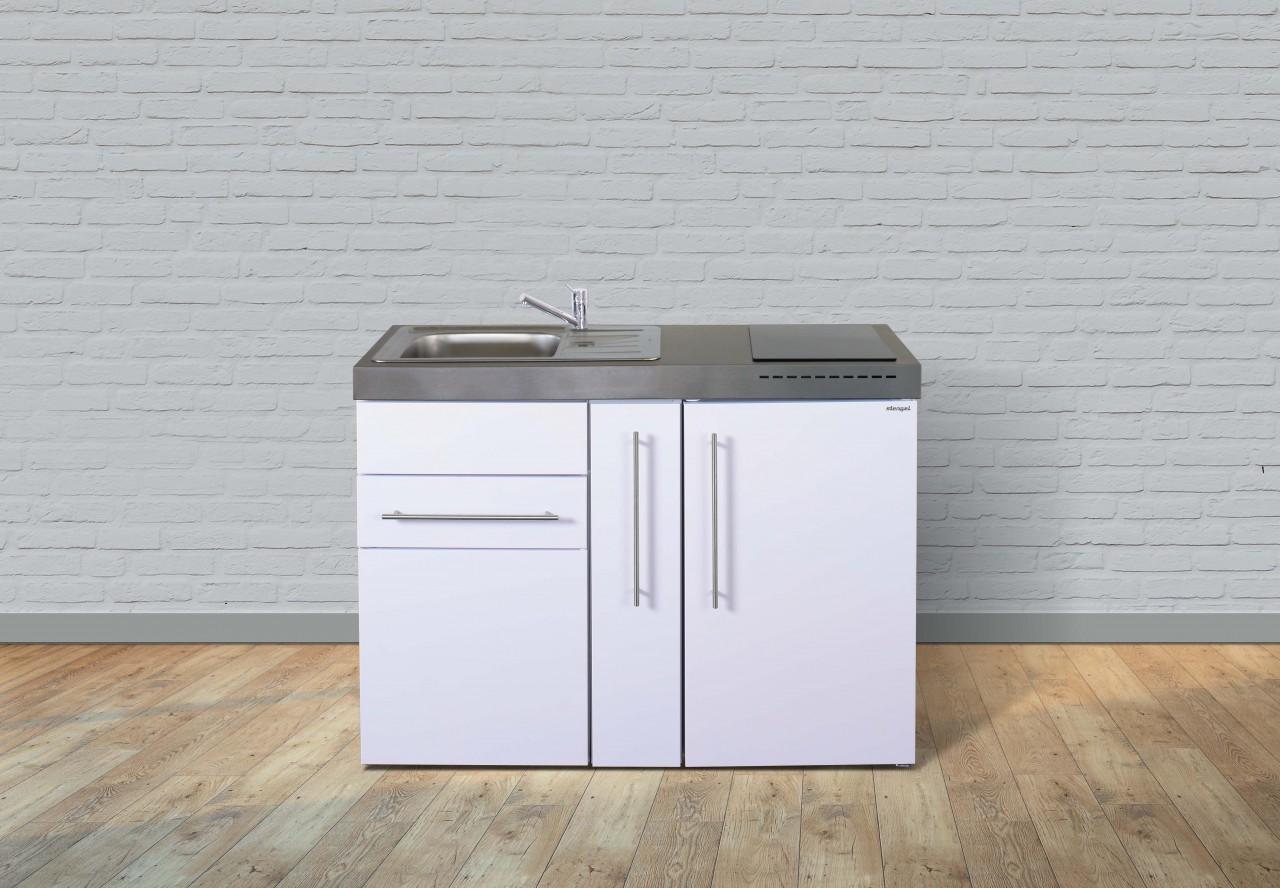 Miniküche Mit Ceranfeld Ohne Kühlschrank : Miniküche premiumline mp a re ceran miniküchen cm
